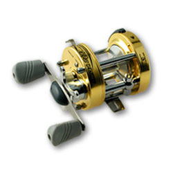 Bass pro shops megacast metal round bass pro shops for Best fishing line for bass baitcaster